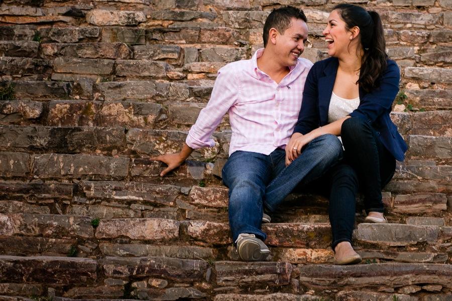 Mariel & Gabriel, sesión de preboda.