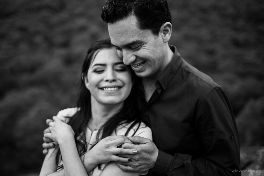 Karina & Carlos | Sesión en Sierra de Álvarez