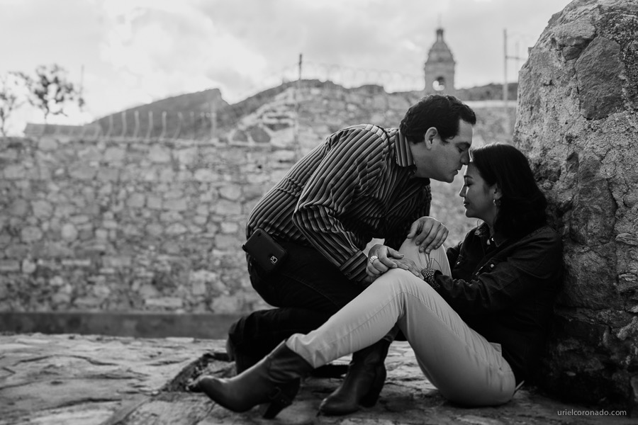 Preboda Raquel & Ramón   Cerro de San Pedro   Uriel Coronado Fotógrafo de Bodas en San Luis Potosí  Contacto: info@urielcoronado.com