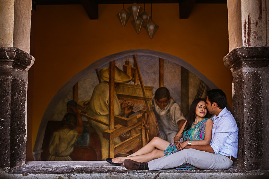 Nayeli & Christian | Preboda en San Miguel de Allende