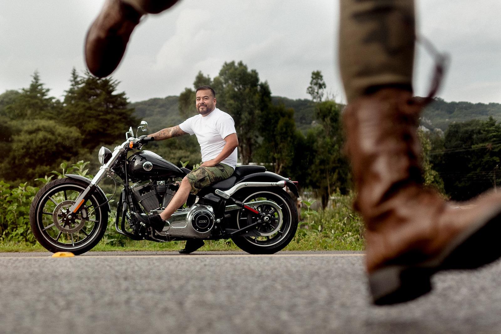 Harley Davidos, Fotos, san luis potosi